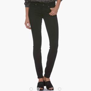 Paige woman's verdugo ultra skinny black jeans